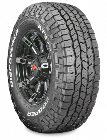 CooperTires 275/70 R18 125/122S Discoverer AT3 XLT 2019