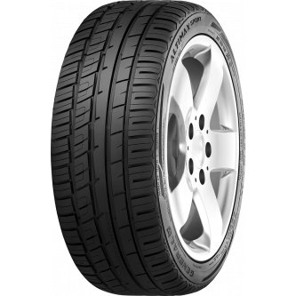 General Tire 245/45 R17 95Y Altimax Sport 2019