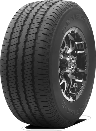 General Tire 245/70 R17 108S AmeriTrac 2019