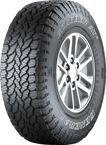 General Tire 265/65 R18 114T Grabber AT3 2019