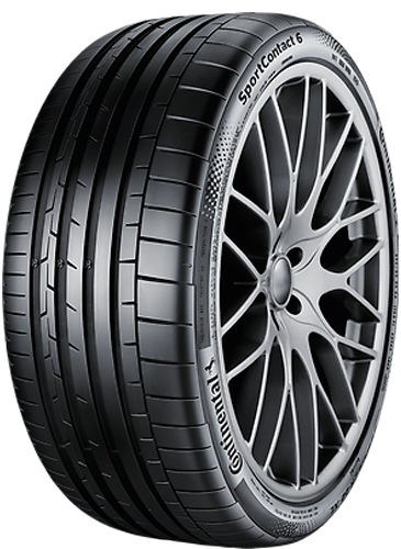 Continental 215/55 R17 94W SportContact 6 2019