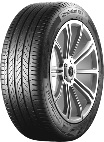 Continental 205/65 R15 94V UltraContact UC6 2019